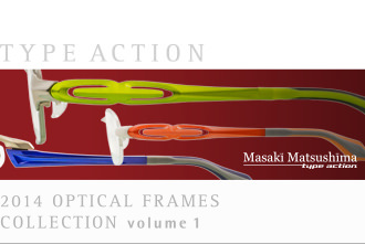 TYPE ACTION - 2012 OPTICAL FRAMES COLLECTION